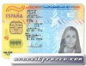 pasaportes reales y falsos, licencias de conducir, tarjetas de identificación y muchos más