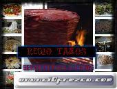Tacos de trompo y bistek para fiestas y eventos en Monterrey