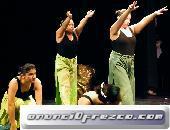 clases de danza jóvenes y adultos, sábados medias becas, sur