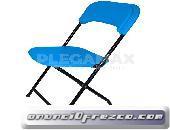 Vendo sillas de plastico reforzadas infantiles