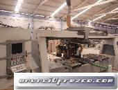 Centro de Trabajo 3 Ejes CNC Biesse Rovert 346 Año 1999 Italia