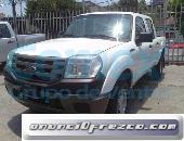 Ford Ranger Doble Cabina 2013 Semi Nueva