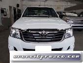 Toyota Hilux Doble Cabina 2013 Semi Nueva
