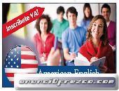 American English busca maestros de inglés