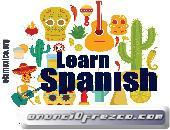 SPANISH LESSONS – 1 on 1 - NATIVE TEACHER