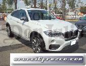 REMATE DE UNIDADES BMW X6 MODELO 2015