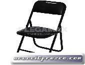 Venta de sillas acojinadas para eventos sociales