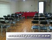 Salónes para todo tipo de Cursos 3