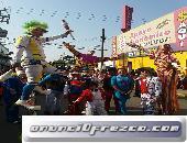 circo carpas de circo y funciones de circo