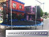 inflable,trampolin y rockola 3