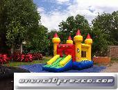 inflable,trampolin y rockola 4