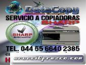 Servicio Técnico a copiadoras SHARP