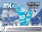 Venta de hielo 24 hrs.