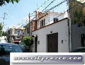 Hermosa casa Sola Estilo Colonial, frente a Museo Dolores Olmedo