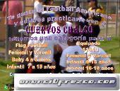Football Americano Cuervos Chalco