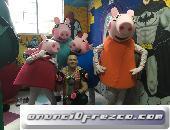 SHOW INFANTIL DE PEPPA PIG EN LA CDMX