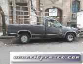 Camioneta Silverado Pick Up ( Gas y gasolina)
