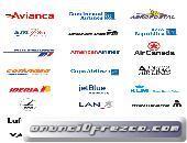 Aerolíneas sella sobres de publicidad !!! Promociones