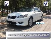 Flotilla de honda accord exl navy sedan 2014