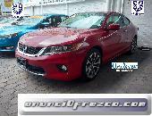 Honda accord coupe 2 puertas equipado 2014