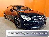 mercedes Benz CL63 AMG 2012