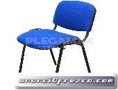 Vendo sillas acojinadas para salas de juntas
