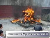 Cursos contra incendios en el Estado de Guanajuato