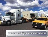 Transporte de maquinarias