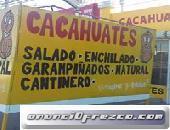 Procesadora de Cacahuate - Cacahuate Mx