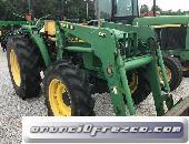 TRACTOR AGRICOLA JOHN DEERE 5510
