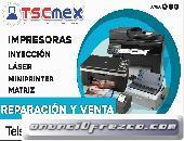 Reparacion de impresoras HP en Monterrey 2