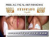 FACIALES PARA HOMBRES Y MUJERES TODO TIPO DE PIEL ,MAYA SPA MERIDA