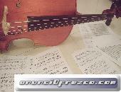 Clases de Violín, Violonchelo, viola y Guitarra.