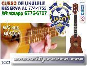 Reserva tu curso de ukelele  en #Uamti David  Chiriqui  Whatsapp 67766707  Tel: 774-1755