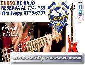 Reserva tu curso de bajo en #Uamti David  Chiriqui  Whatsapp 67766707  Tel: 774-1755