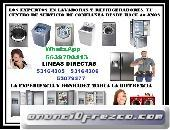 SERVICIO PROFESIONAL CONFIABLE DE LINEA BLANCA 5539700413