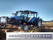 TRACTOR NEW HOLLAND REMATO