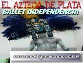 en xv años,bodas,eventos El azteca de plata show performance