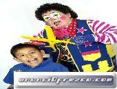 payasos tv fiestas promo cdmx edomex