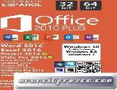BIBERON OFFICE 2016, 2013, 2010, 2007 PARA WINDOWS 32/64 BITS