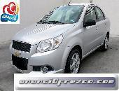 Chevrolet Aveo Ltz 2013