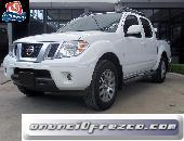 Nissan Frontier Pro-4x 2013