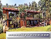 Casa Ecológica con alberca 5 min. De la reserva monte alto, Acatitlan.