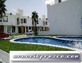 Preciosa casa residencial con alberca en Morelos