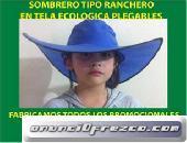 SOMBREROS TIPO VAQUERO PLEGABLES