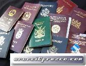 comprar pasaportes, visas, billetes falsos, licencias