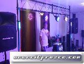audio e iluminacion dj para tu evento fiesta o reunion