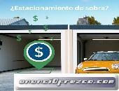 Parkeo - Renta de estacionamientos privados
