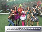 SHOW DE MONSTER HIGH EN PUEBLA