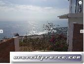 Renta departamento con magnifica vista al mar en Terrazas del Pacífico